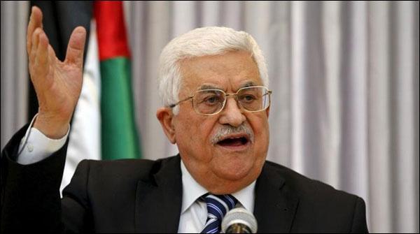 امریکا سفارتخانے کو مقبوضہ بیت المقدس منتقل نہ کرے، فلسطینی صدر