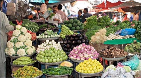 کراچی میں بارش، سبزی کی قیمتیں دوگنی ہوگئیں