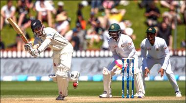 Wellington Test Newzeland Land Ne Bangladesh Ko Hara Dia