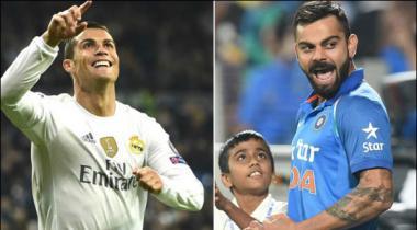 Virat Kohli Is Cristiano Ronaldo Of Cricket Nasser Hussain