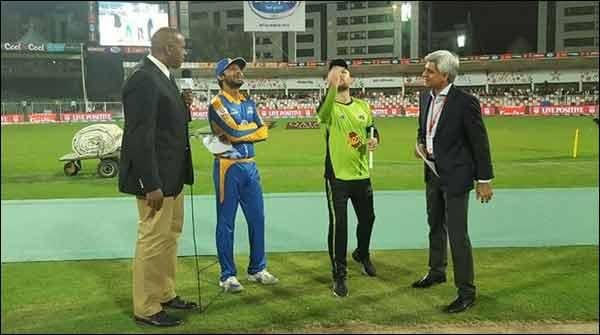 Karachi Kings Won The Toss And Elected To Field Against Lahore Qalanders In Psl