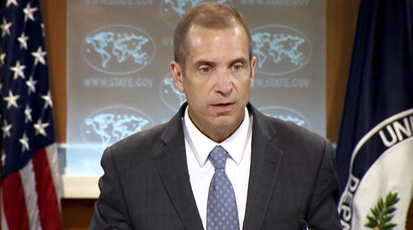 دہشت گردی کے خلاف جنگ میں پاکستان کے ساتھ ہیں، امریکا