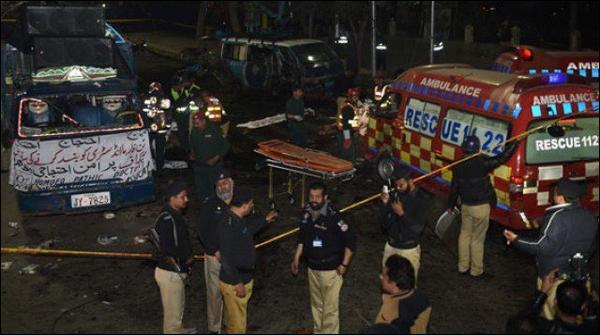 Lahore Dhamakay May Mulawis Kaladam Tanzeem Kay Commandar Ka Pata Lga Liya Gaya