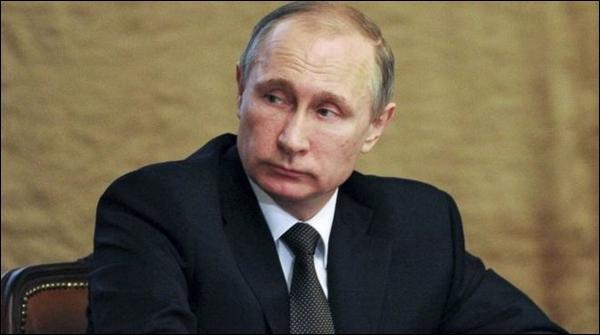 روسی صدر کا پاکستانی ہم منصب سے دکھ اور تعزیت کا اظہار