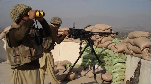 پاکستان کا سرحد پار دہشت گردوں کےخلاف کارروائیوں کاآغاز