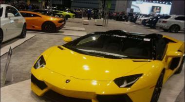 Chicago109th Salana International Auto Show Ikhtitam Pazir