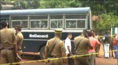 Prisoner Bus Came Under Firing In Sri Lanka Seven People Killed