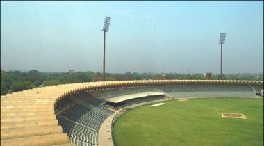 Lahorenishter Sports Complex Security Kay Bayes Aj Say Seal
