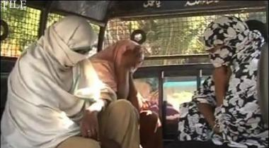 Women Gang Arrested From Lahore