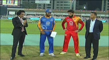 United Win Toss Elect To Bowl First