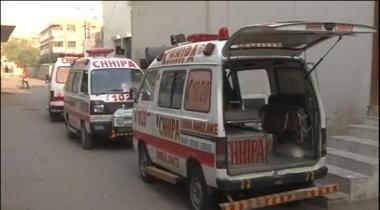 Karachi During Feb 34 Murder Recorded