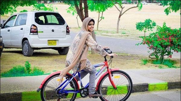 'سائیکل یاری'مہم ، شہری مسائل سے عالمی مسائل کے حل تک کارگر