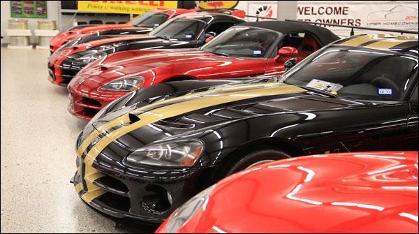امریکی جوڑے کا شوق، 220مہنگی ترین گاڑیوں کے مالک