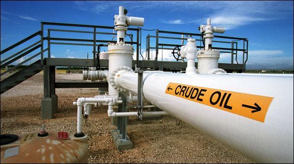 خام تیل کی قیمت میں اضافہ