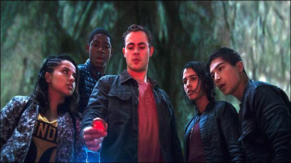 غیر معمولی نوجوانوں پر مبنی فلم 'پاوررینجرز 'کا نیا ٹریلر