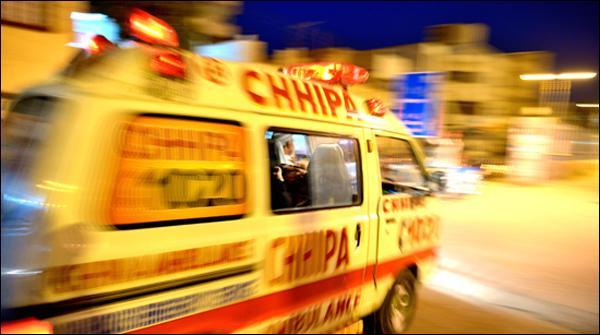 کراچی، گلشن میں ڈاکوؤں کی فائرنگ،راہگیر جاں بحق