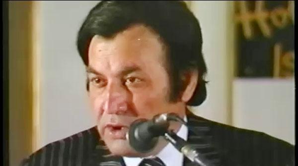 منفرد لب و لہجے کے مالک اداکار'محمد علی'