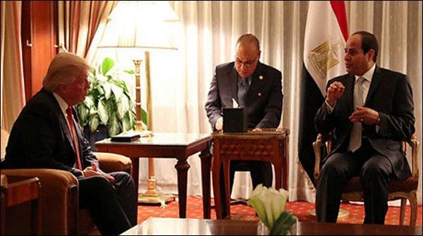 مصری صدر اوائل اپریل میں امریکا کا دورہ کریں گے
