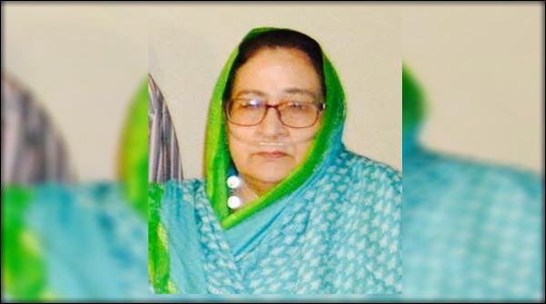 Dr Sameer Iqbals Mother Dies In Canada