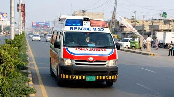 لاہور :عثمان چوک سے نامعلوم شخص کی لاش برآمد