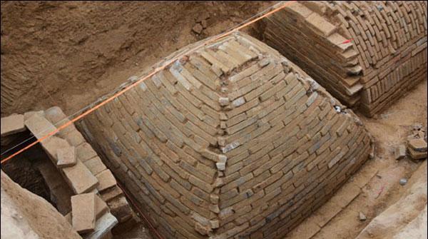چین میں200سال قبل ِمسیح کا اہرام دریافت