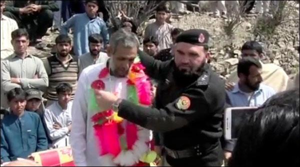 Swat 35 Saal Qabal La Pata Honay Wala Shaks Ghar Pohanch Gaya