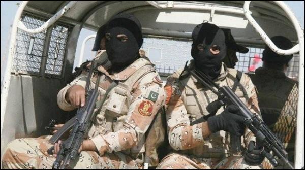 Karachi Mukhtalif Elaqoo May Rangers Karwaiya 6 Mulzim Griftar