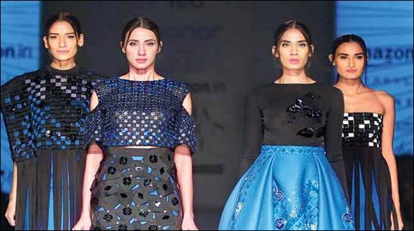 Tokyo May Ranga Rang Amazon Fashion Week Ka Aghaz