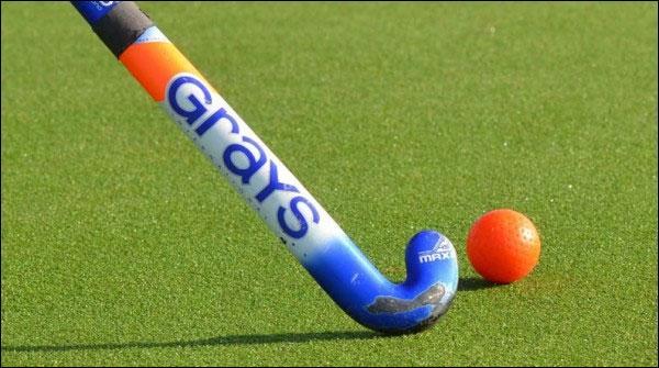 Hockey Test Pakstan Ney New Zealand Ko Hradia