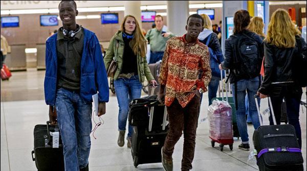 امریکا آنے والےفضائی مسافروں پرالیکٹرانک اشیا ء لانے پر پابندی
