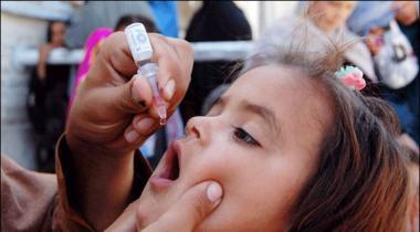 Peshawar Mein Paanch Roza Insidaad Polio Muhim Ka Aaghaz