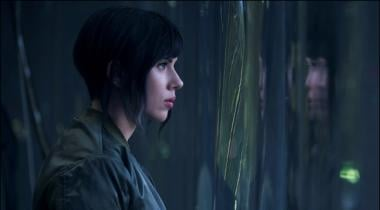 Film Ghost In The Shell Ka Paris May Premier