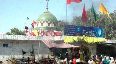 Lahore Main Madhol Lal Haseen Ka Urs Or Chiragha