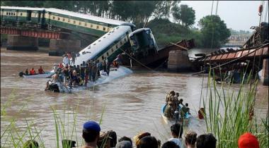Saad Rafiq Kay Dour Mein Train Kay 14 Say Zaaid Baray Hadsaat