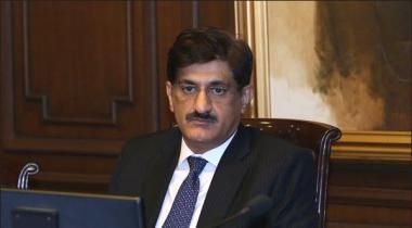 Wazeer E Aala Sindh Ka Punjab Gas Line Mansoobun Ki Tosee Per Aiteraz