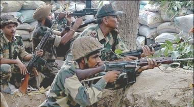 Indian Soldiers Killed 4 Kashmiries
