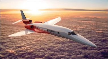 Us Company To Make Worlds Fastest Super Sonic Jet