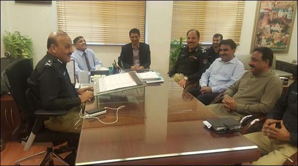 اے ڈی خواجہ نے دوبارہ آئی جی سندھ کی ذمہ داریاں سنبھال لیں