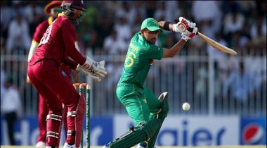 Pakistan Aur West Indies Kay Darmyan Pehla One Day Aaj Khila Jaye Ga