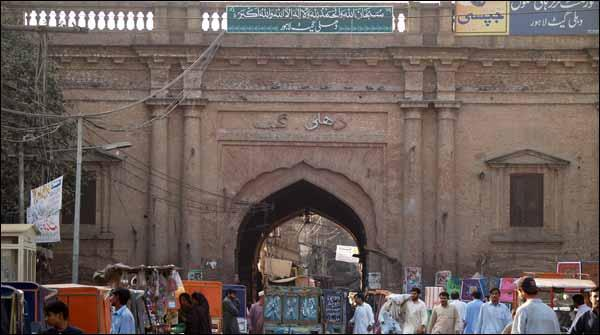 دروازے شہر لاہور کے