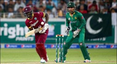 Faisla Kun Muarka Pakistan K Khilaf West Indies Ki Toss Jeet Kar Batting