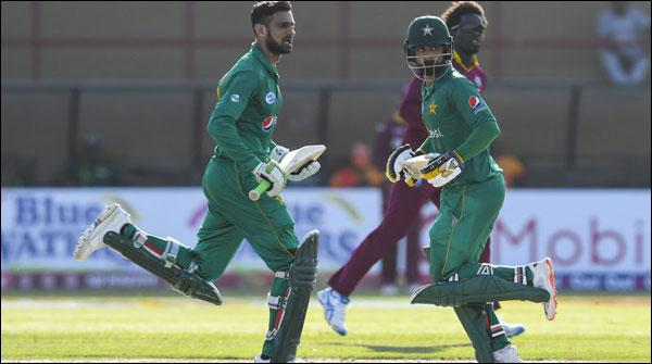 تیسرا ون ڈے، پاکستان نے ویسٹ انڈیز کو شکست دیکر سیریز جیت لی
