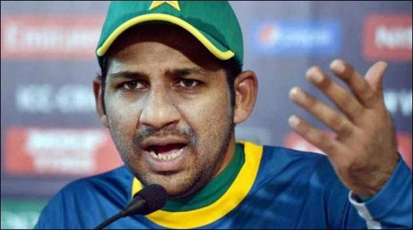 پہلا میچ بھی ہارنا نہیں چاہیے تھا، سرفراز احمد