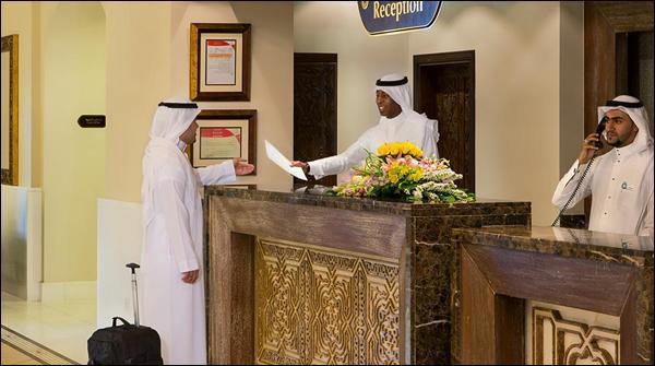 سعودی وزارت کی 4حجاج کو ایک کمرے میں رہائش دینے کی ہدایت