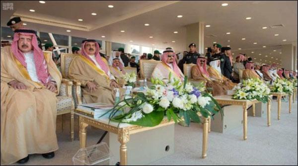 سعودی شاہ کی اونٹوں کا قصبہ قائم کرنے کی منظوری
