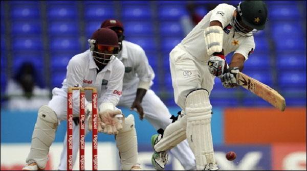 Pak West Indies Series Pehla Test Jummay Se Shuru Hoga