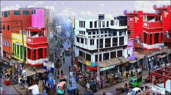 Rang Do Multan Projectto Sakfati Versay Ki Hifazat