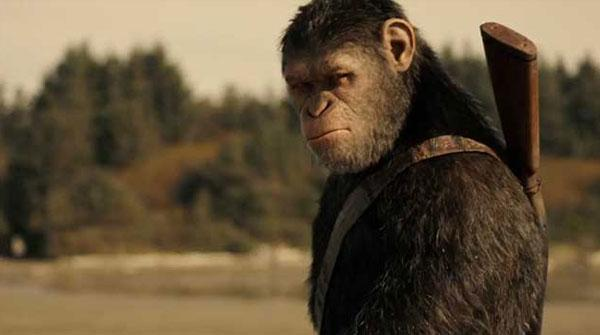 Film War For The Planet Of The Apes Ka Naya Trailer Jari