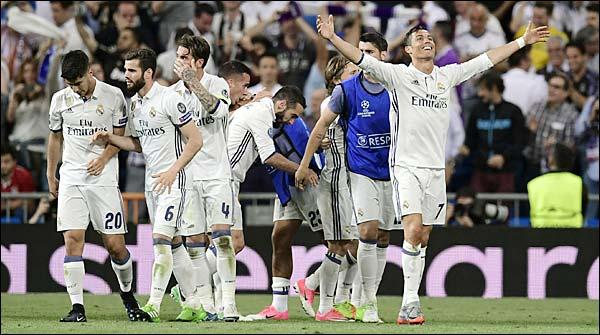 Champions League Quater Final Mein Real Madrid Nay Bayern Munich Ko Hara Diya