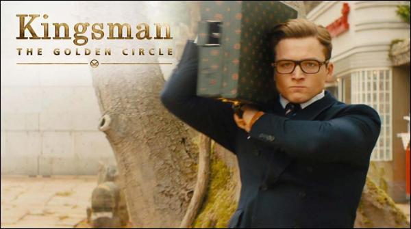Kings Man The Golden Circle Ka Pehla Teaser Trailor